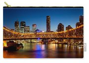 Bridge Across A River, Story Bridge Carry-all Pouch