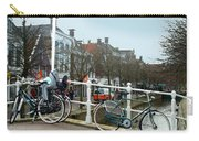 Bridge Across Canal - Amsterdam Carry-all Pouch