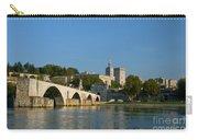 Bridge At Avignon Carry-all Pouch