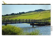 Bridge At Charmouth Carry-all Pouch