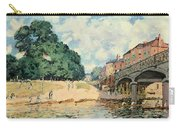 Bridge At Hampton Court Carry-all Pouch