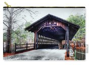 Bridge At Stone Mountain Carry-all Pouch