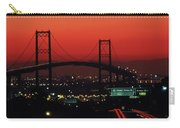 Bridge At Sunset Carry-all Pouch