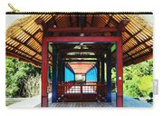 Bridge At Ubud Carry-all Pouch