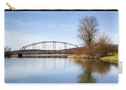 Bridge At Upper Lisle Carry-all Pouch