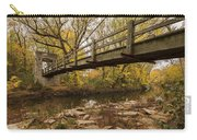 Bridge Between Seasons Carry-all Pouch