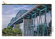 Bridge From The Park Carry-all Pouch