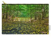 Bridge In Gosnell Big Woods Carry-all Pouch
