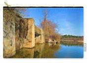 Concrete Trestle Bridge Carry-all Pouch