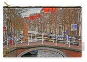 Bridge Of Delft Carry-all Pouch