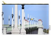 Bridge Of Lions St Augustine Florida Carry-all Pouch