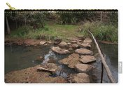 Bridge Of Rocks Across The River Carry-all Pouch