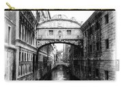 Bridge Of Sighs Pencil Carry-all Pouch