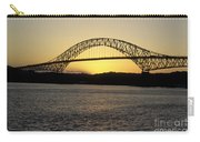 Bridge Of The Americas Panama Carry-all Pouch