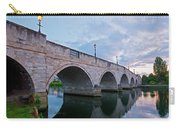 Bridge Of The River Thames At Chertsey Carry-all Pouch