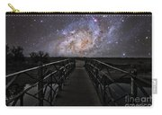 Bridge On A Distant Planet Carry-all Pouch