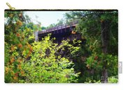 Bridge Over Ausable Chasm Carry-all Pouch