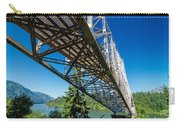 Bridge Over Columbia River Carry-all Pouch