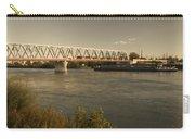Bridge Over Rhein River Carry-all Pouch