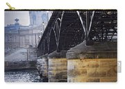 Bridge Over Seine In Paris Carry-all Pouch