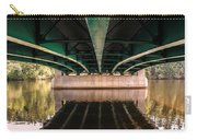 Bridge Over The Connecticut River Carry-all Pouch