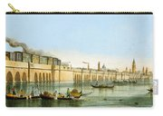 Bridge Over The Lagoon Carry-all Pouch