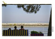 Bridge Over The Tejo River Carry-all Pouch