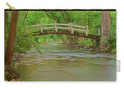 Bridge Over Valley Creek Carry-all Pouch