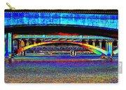 Bridge Panorama Pop Art Carry-all Pouch