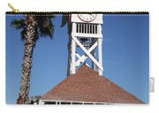 Bridge Street Pier And Clocktower  Carry-all Pouch