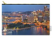 Bridge To The Pittsburgh Skyline Carry-all Pouch