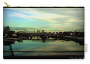 Bridge With White Clouds Carry-all Pouch