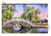 Bridges At Liliuokalani Park Hilo Carry-all Pouch