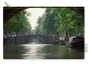 Bridges In Amsterdam Carry-all Pouch