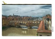 Bridges Of Florence Carry-all Pouch