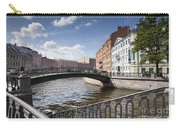 Bridges Of St. Petersburg Carry-all Pouch