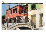 Bridges Of Venice Carry-all Pouch