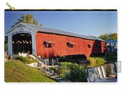 Bridgeton Covered Bridge 3 Carry-all Pouch