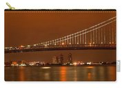 Bridging New Jersey And Pennsylvania Carry-all Pouch