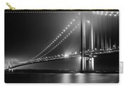 Bridging Verrazano Narrows Carry-all Pouch