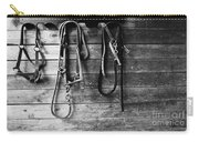Bridles Bw Carry-all Pouch