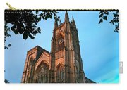 Bridlington Priory At Sunset Carry-all Pouch