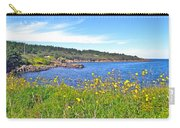 Brier Island In Digby Neck-ns Carry-all Pouch