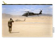 Brigade Aviation Officer Salutes Carry-all Pouch