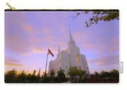 Brigham City Temple I Carry-all Pouch