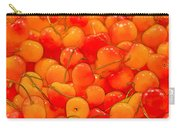 Bright And Orange Carry-all Pouch