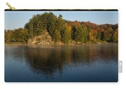 Bright And Sunny Autumn Reflections Carry-all Pouch