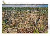 Bright Angel And El Tovar Hotel South Rim Carry-all Pouch