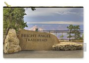 Bright Angel Trailhead Carry-all Pouch