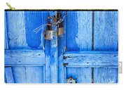 Bright Blue Door Carry-all Pouch
